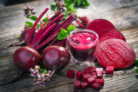 the juice: Beetroot Juice