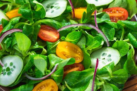 Salat Standard-Bild - 35760461
