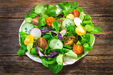 Salat Standard-Bild - 35760478