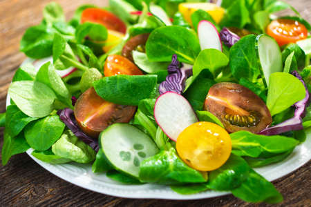 Salad Stock Photo - 35760480