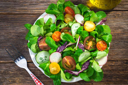 Salat Standard-Bild - 35760483