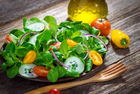 Salat Standard-Bild - 35760485