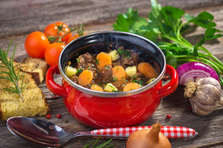meat soup: Beef Stew