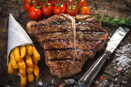 t bar: T-Bone Steak