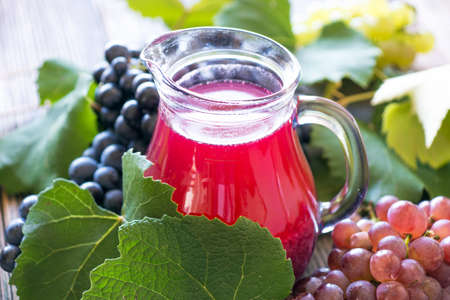 grape juice: Fresh Grape Juice