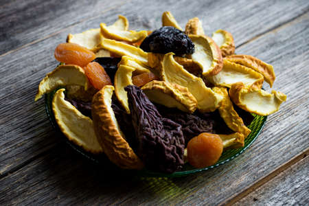 snack food: Dried Fruit