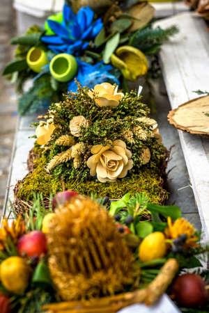 florist: Florist shop Stock Photo