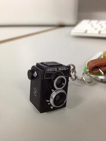 keyring: Camera keyring
