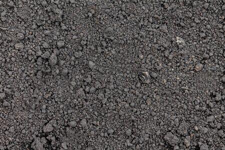 land soil close-up, detailed, ground Banco de Imagens
