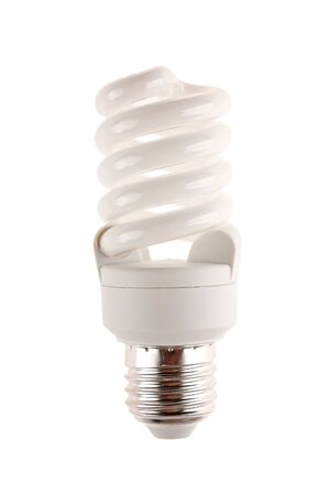 energy-saving light bulb for household lamps, energy-saving and environmentally friendly technology, harmful to the environment