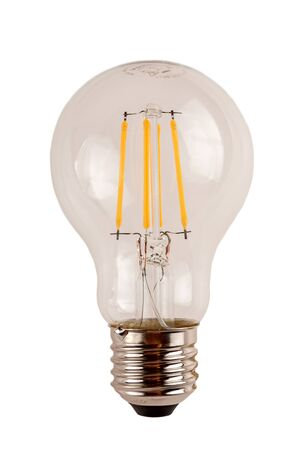 modern led light bulb for household lamps, energy-saving and eco-friendly technology