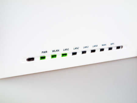 secure wireless internet connection at home with   transmitter, router, personal information protection, secure payments, cybersecurity, internet transmitter power