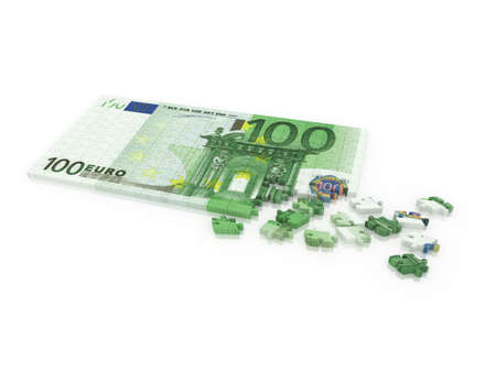 Puzzles with the plot euro, 3D