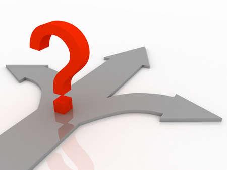 quest: Choice way, 3D
