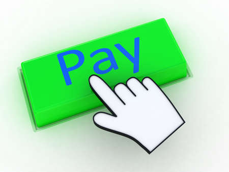 Electronic payment concept photo