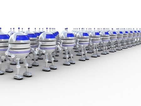 Robots, 3D