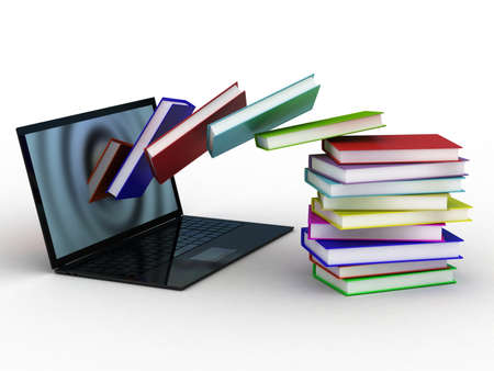 netbooks: Books fly into your laptop