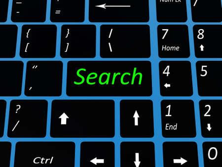 Keyboard emal key Stock Photo - 17234478