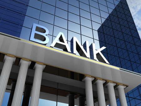 Bankgebouw, 3D-beelden