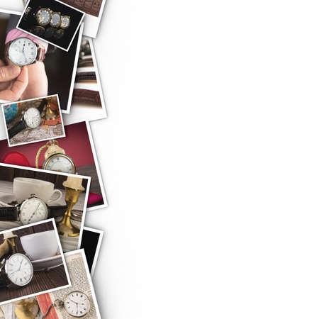 mans watch: Mans watch. Luxury goods Stock Photo