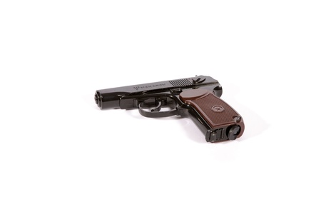 pneumatic: pneumatic gun