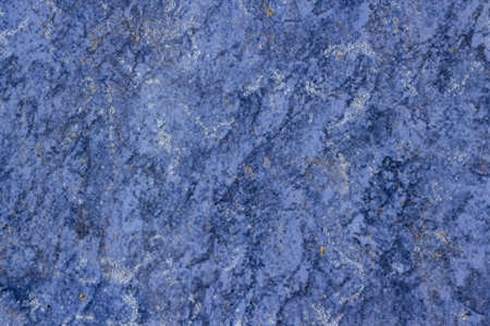 marbled texture of tiles with different shades of blue. background
