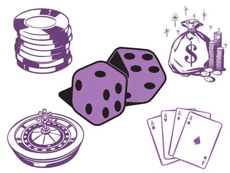 dices: Gambling stuff