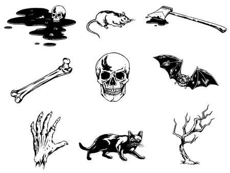 creeping: Vectores de Spookt