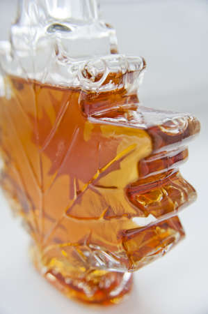 delicious maple syrup made in vermont, canada photo