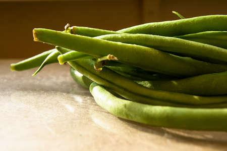 asparagus  beans Stock Photo - 16317050
