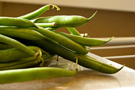 asparagus  beans Stock Photo - 16317077