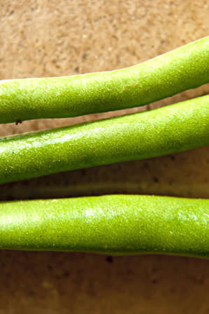 asparagus  beans Stock Photo - 16317106