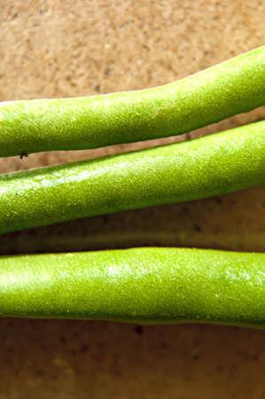 asparagus  beans Stock Photo - 16317106