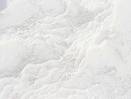 stratification: Background white stone Stock Photo