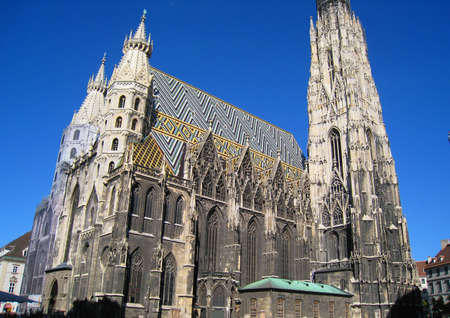 saint stephen cathedral: St  Stephen s Cathedral, Vienna