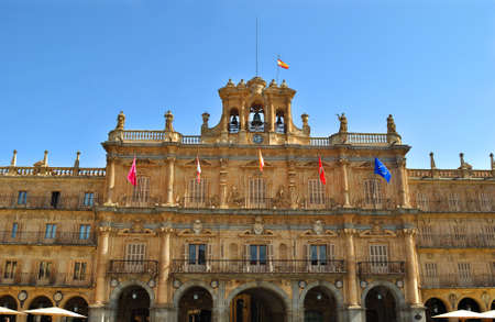 Town Hall of Salamanca photo