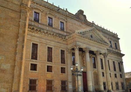 Plaza de los Anaya in Salamanca Stock Photo - 15545656