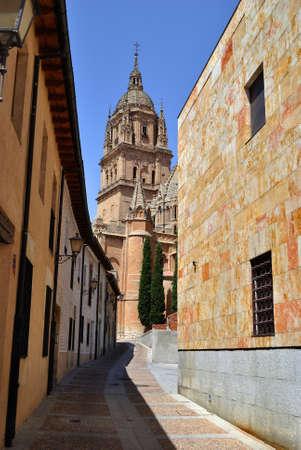 salamanca: Street in Salamanca