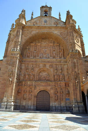 stephen: Convento di Santo Stefano, Salamanca