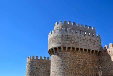 avila: Walls of Avila (Spain)