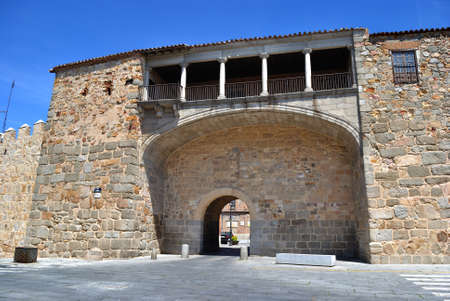 avila: Walls of Avila  Spain