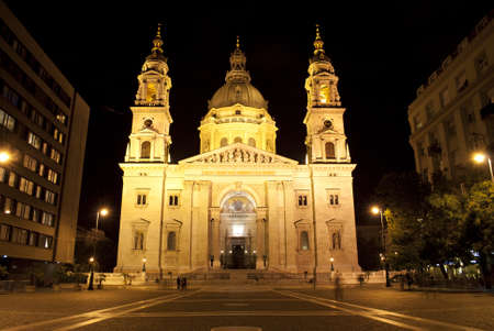 St  Stephen s Basilica in Budapest, Hungary  photo