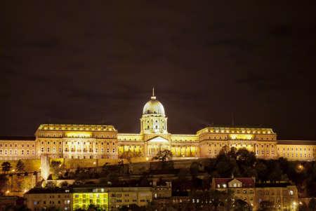 buda: Ch�teau de Buda � Budapest, Hongrie