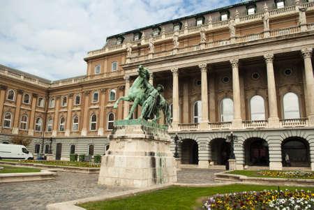 buda: Ch�teau de Buda � Budapest en Hongrie