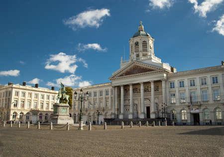 royale: Place Royale en Bruselas