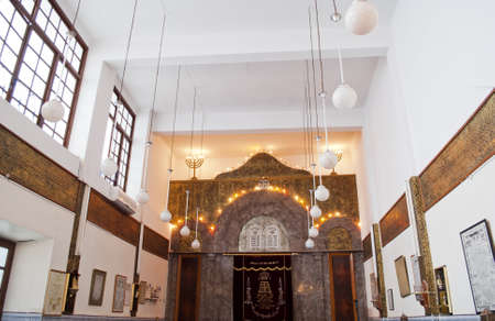 Marrakech Synagogue Stock Photo - 18509710
