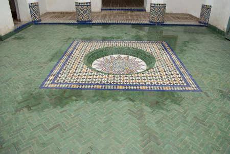 Marrakech museum Redactioneel