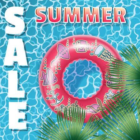 Summer Sale Banner6 Çizim