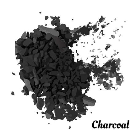 Charcoal vector woody Çizim