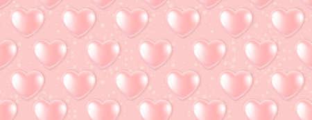seamless pattern Balloons Illustration